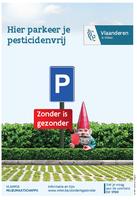 Affiche parkeerterrein
